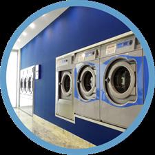 Domótica en una lavandería de autoservicio